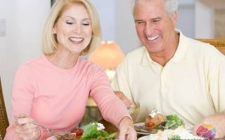 Питание и диета при болезни Паркинсона