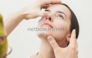 Симптомы и лечение стафилококка в носу