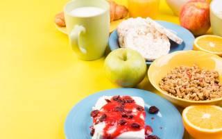 Эффективные диеты на 5 дней – минус 5 кг