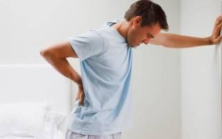Причины, симптомы и лечение защемления нерва