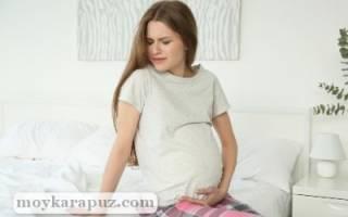 Причины и профилактика обморока при беременности