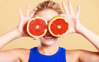Грейпфрутовая диета на 7 дней: плюсы и минусы