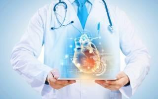 Гипертрофия миокарда желудочка сердца