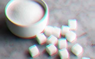 Вред и норма потребления сахара