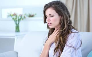 Воспаление лимфоузлов на шее: каковы причины?