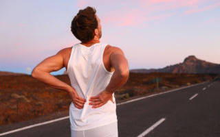 Боль в пояснице при ходьбе