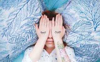 Как быстро уснуть: военная методика «120 секунд»