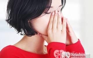 Боль в носу: причины и лечение