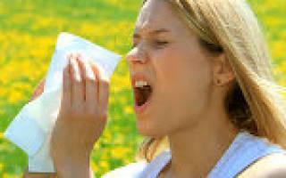 Поллиноз: причины, симптомы и лечение