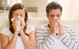 Как быстро и эффективно избавиться от простуды