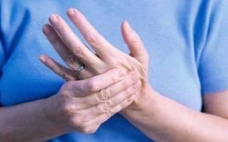 Судороги в пальцах рук
