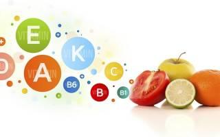 Симптомы и лечение авитаминоза у детей