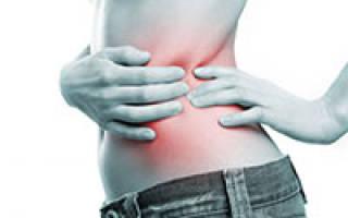Боль в почке: причины и лечение