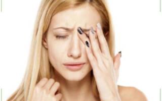 Симптомы, причины и методы лечения рези в глазах