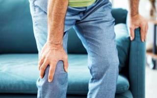 Артралгия коленного сустава: симптомы и лечение