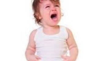 Симптомы и лечение истерии у детей