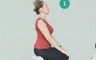 Упражнения при болях в спине