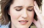 Головная боль в области виска