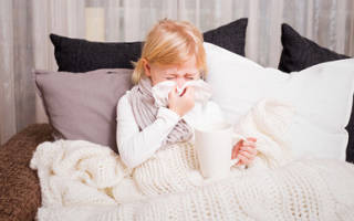 Симптомы, осложнения и лечение гриппа у детей