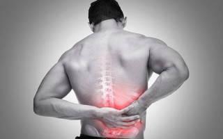 Тупая ноющая боль в спине справа