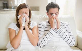 Список лекарств от простуды и гриппа