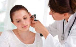 Отосклероз: симптомы и методы лечения