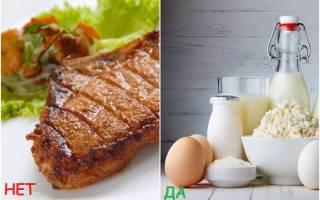 10 продуктов, которые заменяют мясо