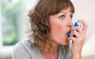 Аллергическая (атопическая) астма