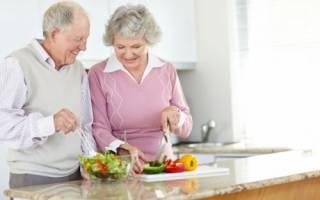 Диета при остеоартрозе суставов