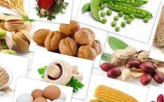 Питание при раке легких